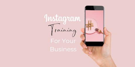 Beauty of Business: Instagram For Your Biz Workshop tickets