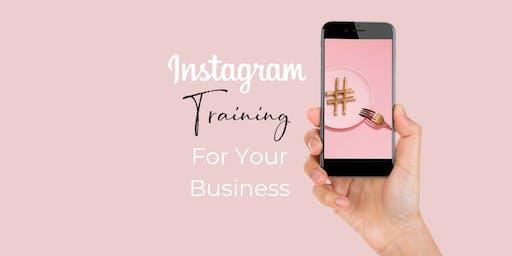 Beauty of Business: Instagram For Your Biz Workshop
