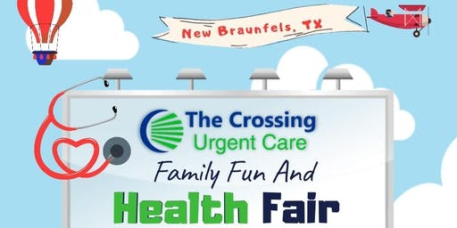 The Crossing Urgent Care Family Fun and Health Fair
