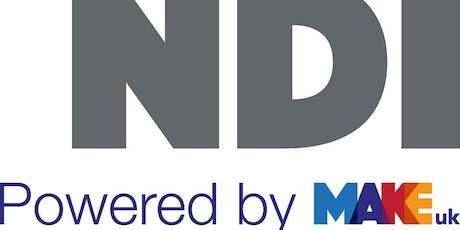 NDI, DSEI Drinks Reception 10th September 2019 tickets