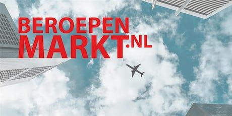 Beroepenmarkt 2019 - Event voor de luchtvaart- en reisindustrie tickets