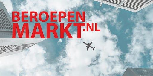 Beroepenmarkt 2019 - Event voor de luchtvaart- en reisindustrie