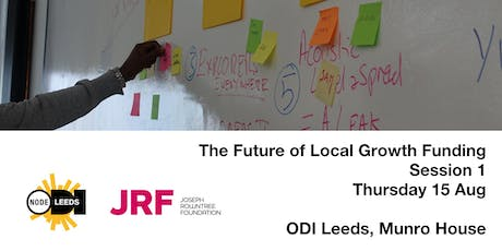 The Future of Local Growth Funding - Session 1 tickets