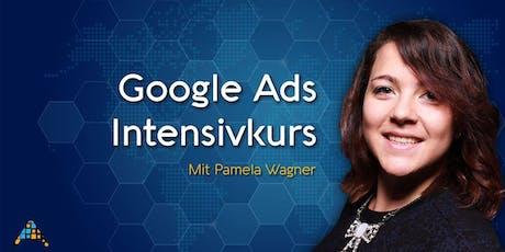 2-Tägiger Google Ads Intensivkurs [Für Anfänger] - Mit Ehemaliger Google Mitarbeiterin Tickets