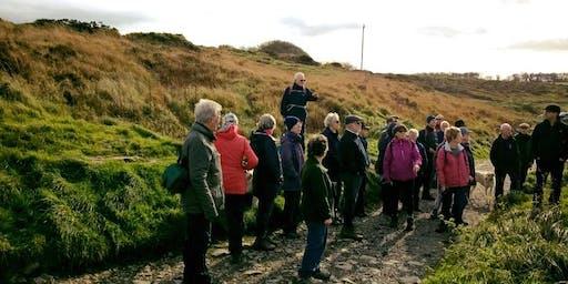Burrington Combe: Deserts, Mountains & Seas Geology Walk