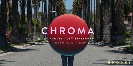 CHROMA: Summer Group Exhibition tickets