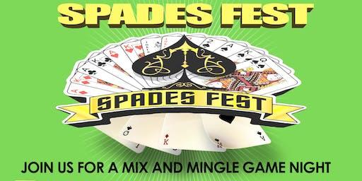 """Spades Fest """"Pleasure Principal"""" Thursday"""