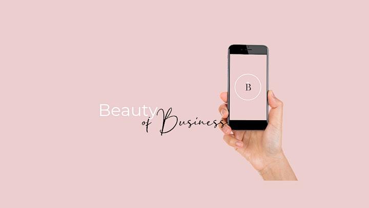 Beauty of Business: Instagram For Your Biz Workshop image
