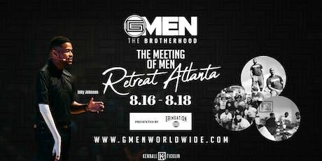 GMEN: THE MEETING OF MEN ATLANTA RETREAT (MEN ONLY) tickets