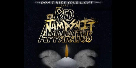 The Red Jumpsuit Apparatus w/ Eyes Set To Kill tickets