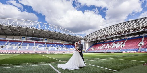 DW Stadium Wedding Show