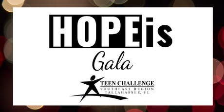 Hope Is Gala - Tallahassee tickets