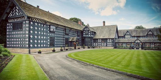 Samlesbury Hall Wedding Fair