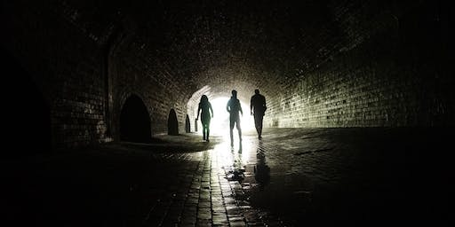Sheffield Urban Caving Tours - 24th August