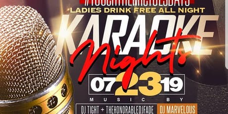 Karaoke Nights! Tuesday July 23rd At Cafe Iguana Pines! tickets