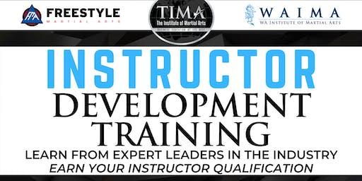 Instructor Development Training