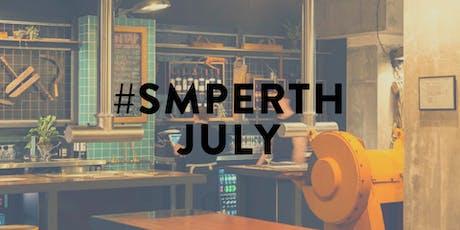 #SMPerth July // Drinks for Perth Social Media tickets