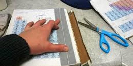 Traitement préventif et réparation de livres billets