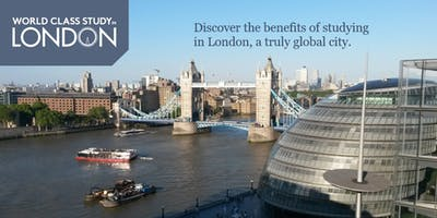 World Class Study in London information session in Paris