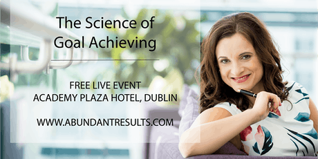 The Science of Goal Achieving – Event tickets