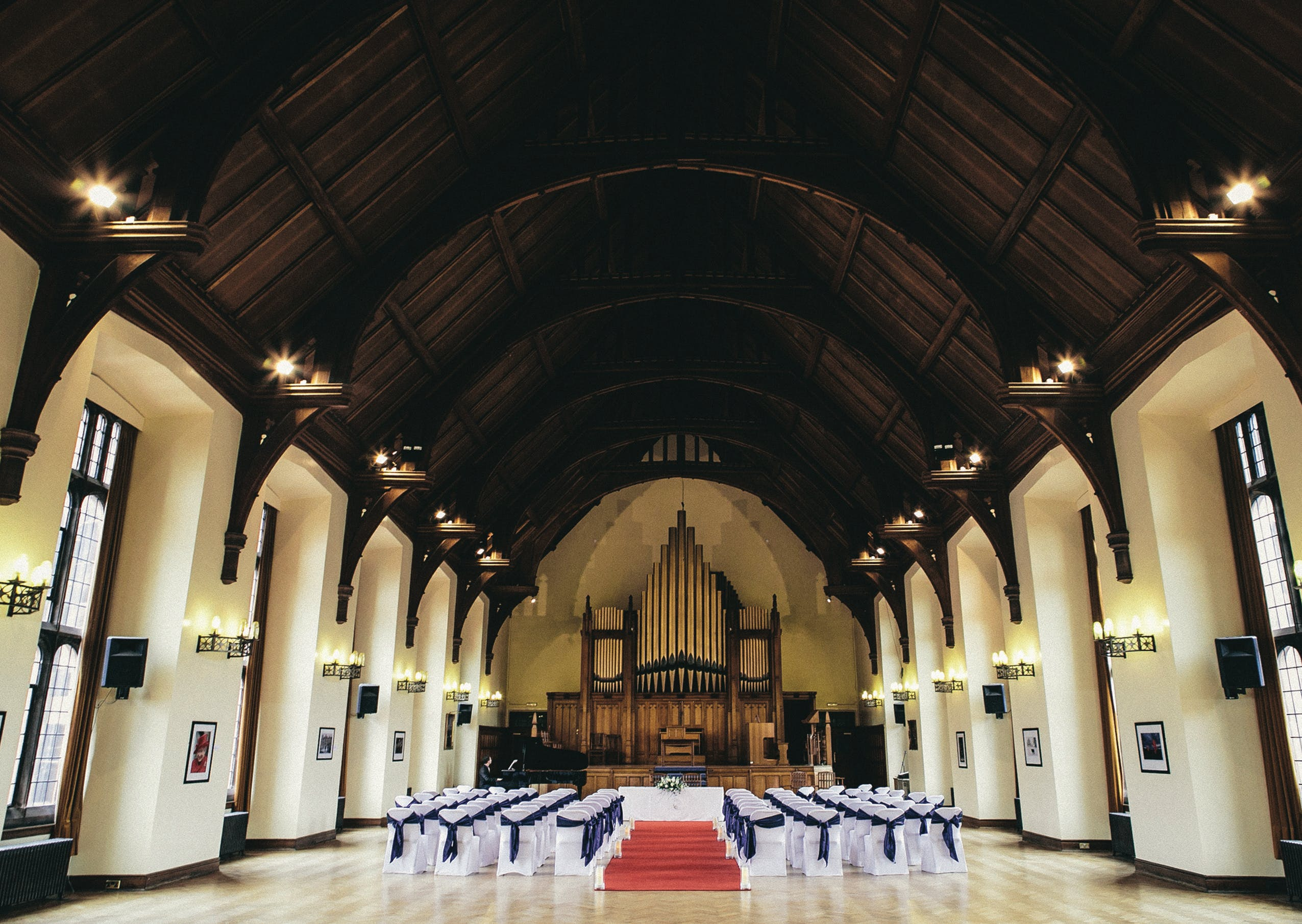 The Bolton Fair 2020.The Great Hall Wedding Fair At Bolton School Bolton