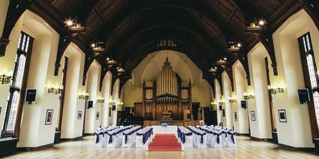 The Great Hall Wedding Fair at Bolton School tickets