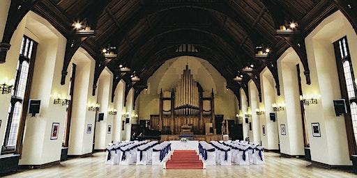 The Great Hall Wedding Fair at Bolton School