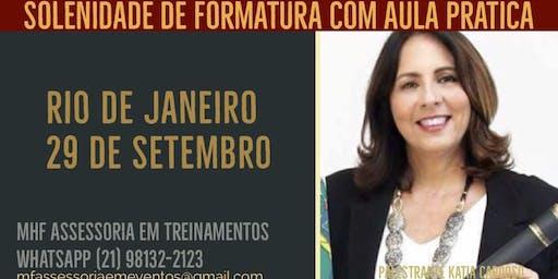 Solenidade de Formaturas com Aula Prática -Rio de Janeiro - RJ