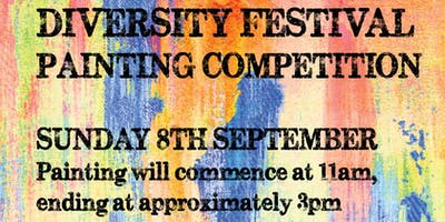 Diversity Festival Painting Competition