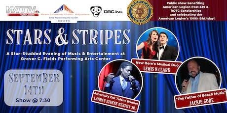 Stars & Stripes Show w/ Lewis n Clark, Landau E. Murphy Jr., & Jackie Gore tickets