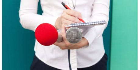 Communicate Your Story: Working with Journalists tickets
