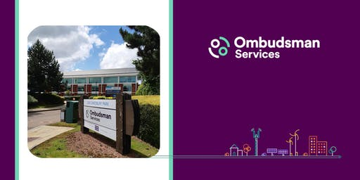 Ombudsman Services: Energy SLP  Conference