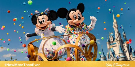 FREE Disney #NowMoreThanEver Playdate tickets