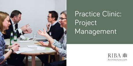 RIBA London Practice Clinic - Project Management  tickets