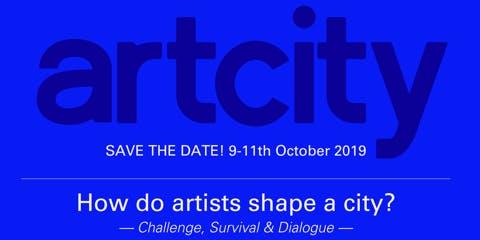 How do Artists Shape a City: ArtCity Conference 2019