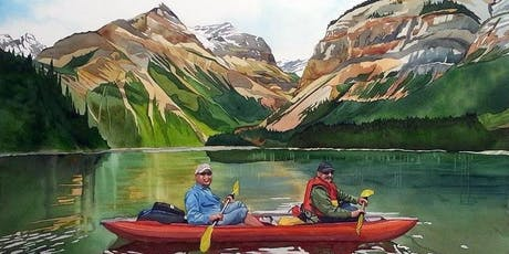 Mountain Painting Retreat tickets