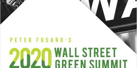 Wall Street Green Summit XIX tickets