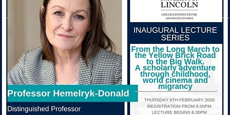 Inaugural Lecture:Prof Stephanie Hemelryk- Donald tickets
