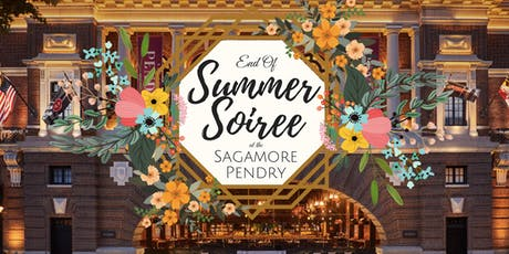 End of Summer Soiree at Sagamore Pendry Baltimore tickets