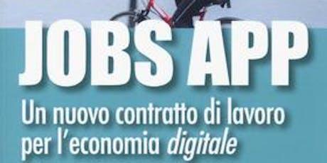 """Francesco Rotondi presenta """"Jobs App"""" per gli Stati Generali del Mondo del Lavoro biglietti"""