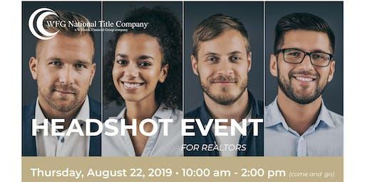 REALTOR® Headshot Event