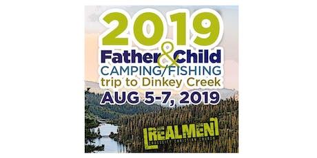 CrossCity Christian Church Father-Child Camping Trip @ Dinkey Creek tickets