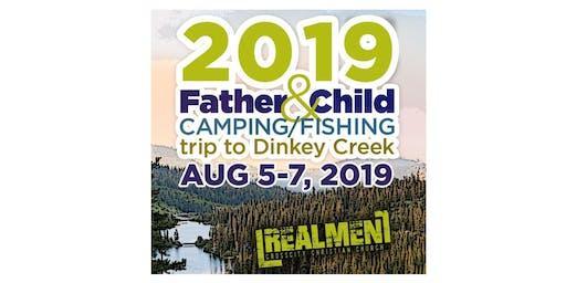 CrossCity Christian Church Father-Child Camping Trip @ Dinkey Creek