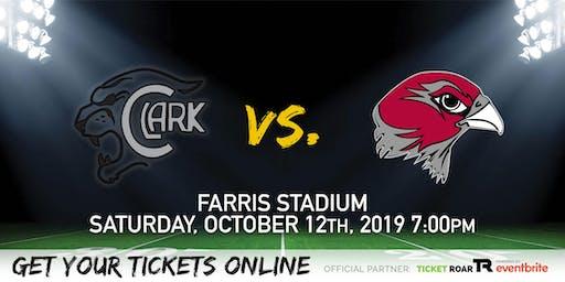 Clark vs Stevens Varsity Football