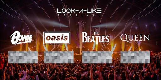 Look-A-Like Tribute Festival