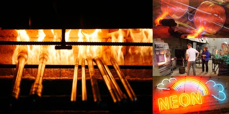 Exploring Brooklyn Glass, NYC's Premier Glassblowing & Neon Art Facility tickets