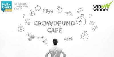 Crowdfund Café Gent + AFTERWORK