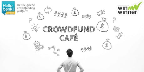 Crowdfund Café Gent + AFTERWORK  tickets