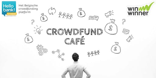 Crowdfund Café Gent + AFTERWORK