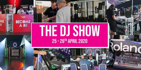 The DJ Show 2020 tickets